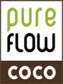 LOGO_PURE FLOW COCO