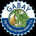 LOGO_GABAY Dis Ticaret ve Gida Sanayi A.S.