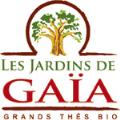 LOGO_LES JARDINS DE GAIA, ORGANIC TEA AND INFUSIONS