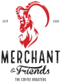LOGO_Merchant & Friends - The Coffee Roasters