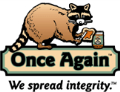 LOGO_Once Again Nut Butter Collective Groceries USA