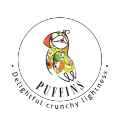 LOGO_Puffins - dried snacks from fruits and veggies
