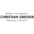 LOGO_Gresser, Christian Behälter- und Anlagenbau GmbH