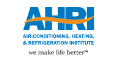 LOGO_AHRI Air-Conditioning, Heating and Refrigeration Institute