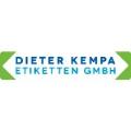 LOGO_Kempa, Dieter Etiketten GmbH