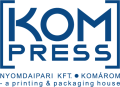 LOGO_KOMPRESS Nyomdaipari Kft. - a printing & packaging house
