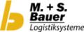 LOGO_M. + S. Bauer GmbH Gabelstapler und Lagertechnik