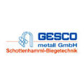 LOGO_GESCO-metall GmbH