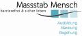 LOGO_Massstab Mensch - Peter Schraml Dipl.-Ing. (FH) Architektur, MPA