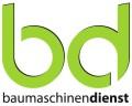 LOGO_bd Baumaschinendienst (eine Marke der Krafthand Medien GmbH)