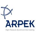 LOGO_Arpek Arkan Parça Alüminyum Enjeksiyon ve Kalip Sanayi Ticaret A.S.