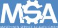 LOGO_MSA GmbH Maschinen und Service Allgaeu Michael Schadt