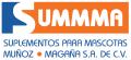 LOGO_SUMMMA, Suplementos Para Mascotas Munoz Magana, S.A. de C.V.