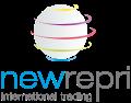 LOGO_NEWREPRI - Novas Representações LDA Trading company