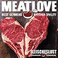 LOGO_Fleischeslust / Meatlove, Fleischeslust-Tiernahrung