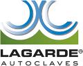 LOGO_LAGARDE AUTOCLAVES, SASU LAGARDE AUTOCLAVES