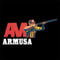 LOGO_ARMUSA Comercial de Armas y Municiones, S.A.