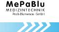 LOGO_MePaBlu - Medizintechnik Pack-Blumenau GmbH
