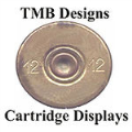 LOGO_TMB Designs / Cartridge Displays & shooting giftware