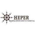 LOGO_HEPER METAL Döküm San. ve Tic. A.S.