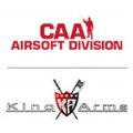 LOGO_V Production International Co., Ltd King Arms Airsoft / CAA Airsoft Eagle Force Airsoft