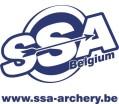 LOGO_SSA - archery distributor, SSA sporting goods NV