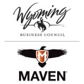 LOGO_Maven Optics / Wyoming Business Council