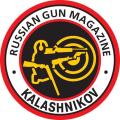 LOGO_KALASHNIKOV Russian gun magazine