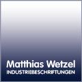 LOGO_Matthias Wetzel INDUSTRIEBESCHRIFTUNGEN