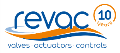LOGO_revac gmbh valves actuators controls