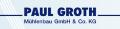 LOGO_Groth, Paul Mühlenbau GmbH & Co. KG