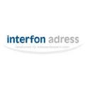 LOGO_interfon adress Gesellschaft für AdressenResearch mbH