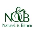 LOGO_N&B - Natural Is Better