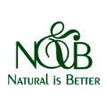LOGO_N&B - Natural Is Better