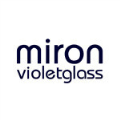 LOGO_MIRON Violetglass