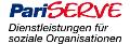 LOGO_PariSERVE Dienstleistungen für soziale Organisationen GmbH