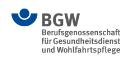 LOGO_Berufsgenossenschaft für Gesundheitsdienst und Wohlfahrtspflege (BGW)