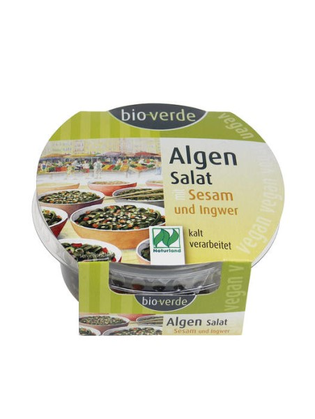 LOGO_Algae salad with sesame and ginger 100g