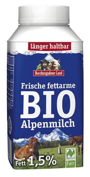 LOGO_Frische Bio-Alpenmilch länger haltbar – 250 ml