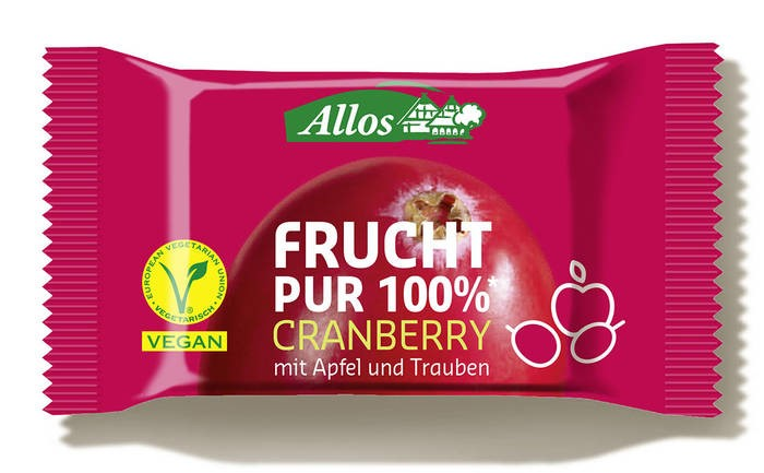 LOGO_Allos Frucht Pur 100% Cranberry