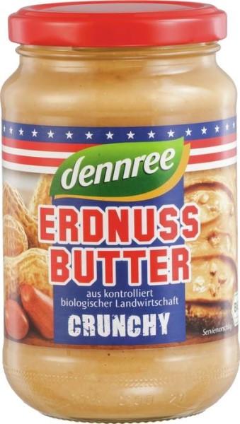 "LOGO_Bio-Erdnussbutter ""Crunchy"""