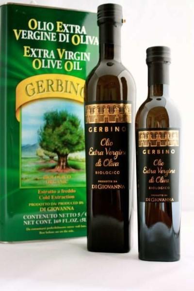 LOGO_Gerbino' Extra Virgin Olive Oil SICILY, ITALY