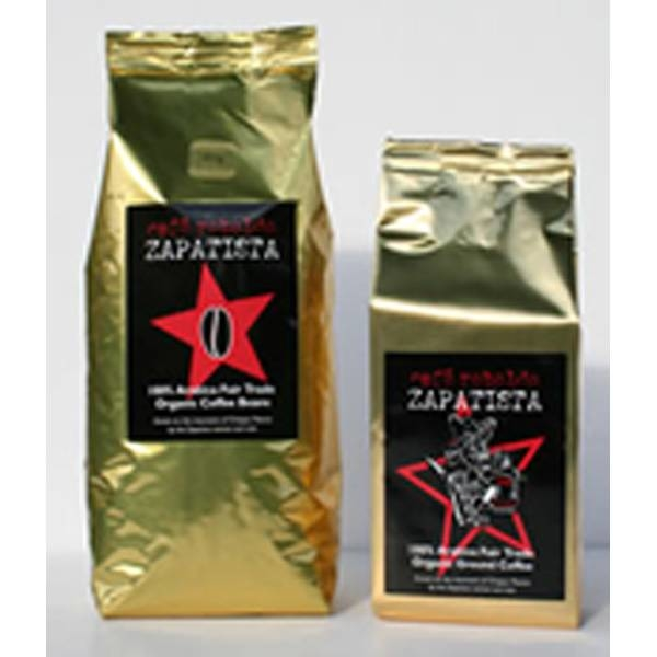 LOGO_Cafe' Rebelde Zapatista Coffee