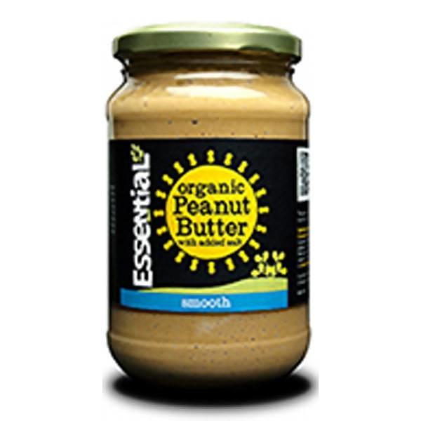 LOGO_Essential Organic Peanut Butter