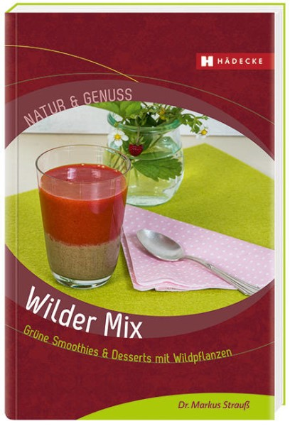 LOGO_Wilder Mix. Grüne Smoothies & Desserts mit Wildpflanzen