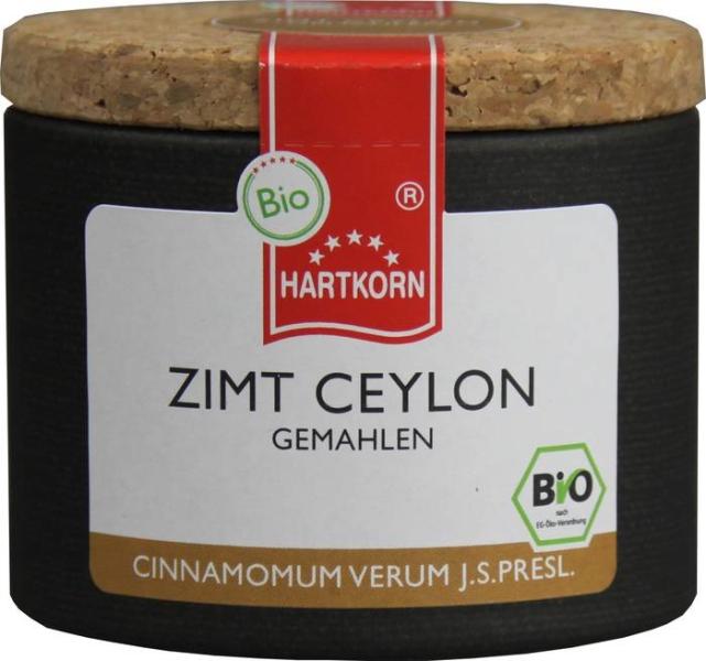 LOGO_Bio - Zimt Ceylon Canehl gemahlen