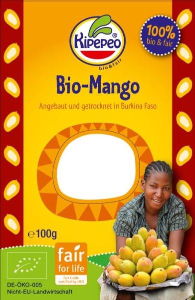 LOGO_Bio&Fair Mango getrocknet