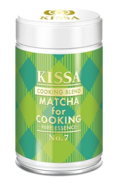 LOGO_KISSA Matcha for Cooking