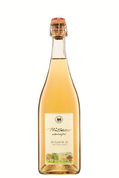 LOGO_PriSecco Bio Cuvée Nr. 28 Apple I Emmer Grain I Herbs