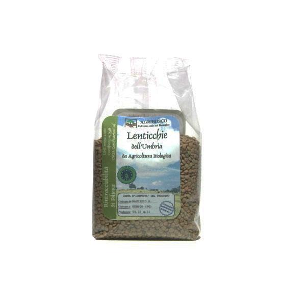 LOGO_Organic Umbrian Lentils 400gr